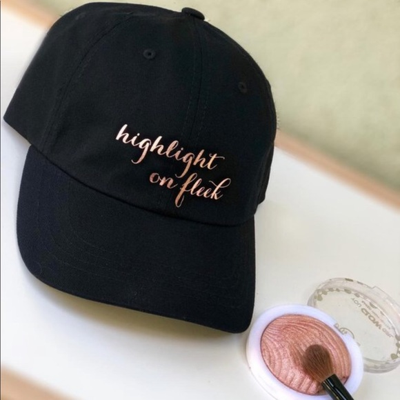 515e878c5dc HIGH LIGHT ON FLEEK DAD HAT